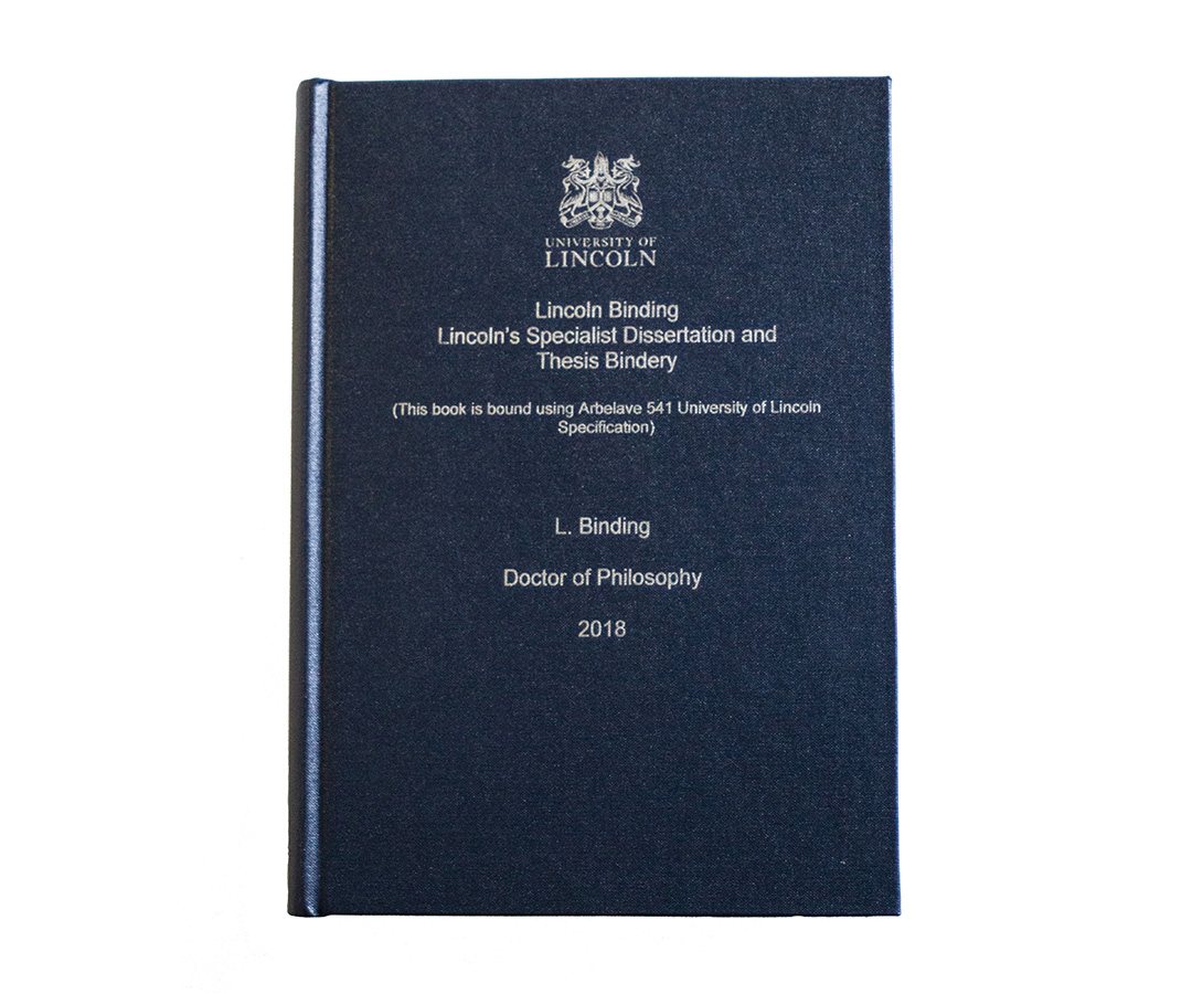 hard bound thesis Ubuildabook can create a beautiful hard cover or soft cover thesis or thesis and dissertations special thesis pricing hard cover printed & bound.